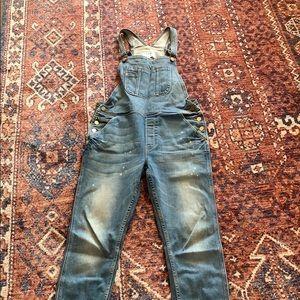 👇🏼REDUCED Frame denim S women's skinny overalls